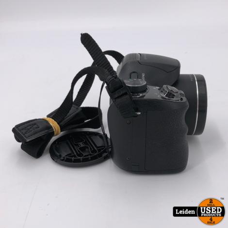 Sony Cybershot DSC-H300 - Zwart