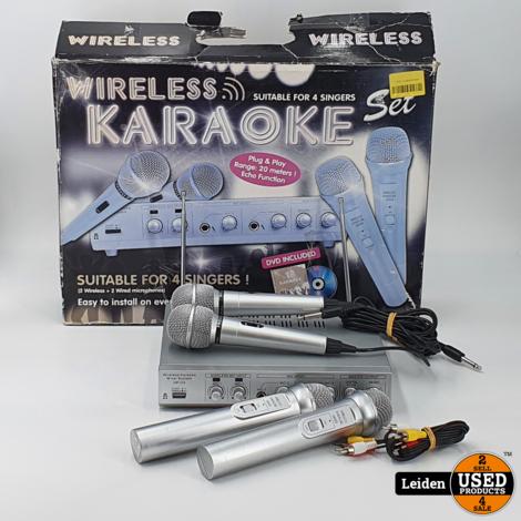 Wireless Karaoke Mixer System DP103