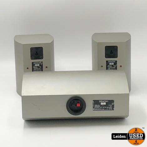 Denon SC-65 2.1 Luidspreker Set