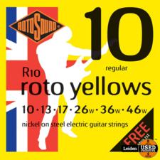 R10   Rotosound Roto snarenset elektrisch