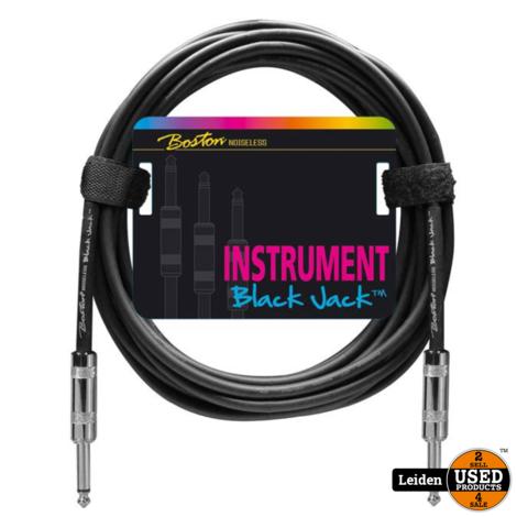 GC-220-3 | Boston Black Jack instrumentkabel
