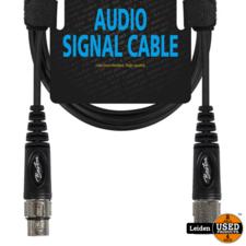 AC-298-300   Boston audio signaalkabel XLR-F naar XLR-M - 3 meter