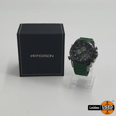 Paterson Racing California 44MM Horloge