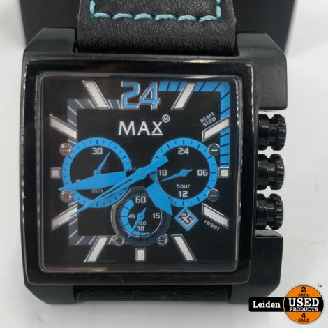Max 5-MAX525 Horloge