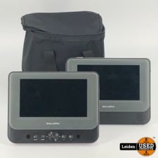 Salora DVP7048 Twin Portable Dvd-speler
