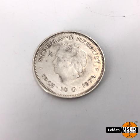 Nederlands Munt 10 Gulden 1945-1970