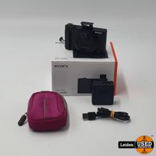 Sony Sony Cyber-shot DSC-HX90 Compact camera - Zwart