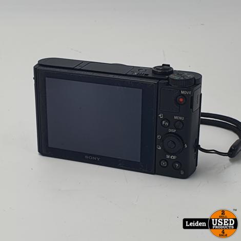 Sony Cyber-shot DSC-HX90 Compact camera - Zwart