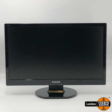 Philips 220E 22 inch Widescreen LCD - Monitor