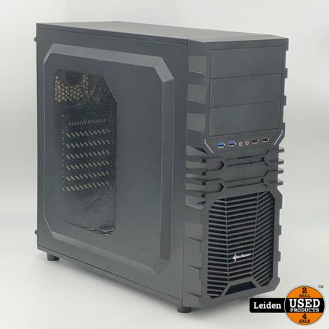 Sharkoon VG4-W Zelfbouw PC | AMD Ryzen 3 Pro | 8GB | 256GB SSD