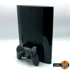 Playstation 3 Super Slim 500GB - Zwart