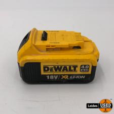 DeWalt DCB182 Accu 4.0Ah 18V