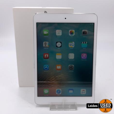 iPad Mini 1 Wifi 16GB - Zilver