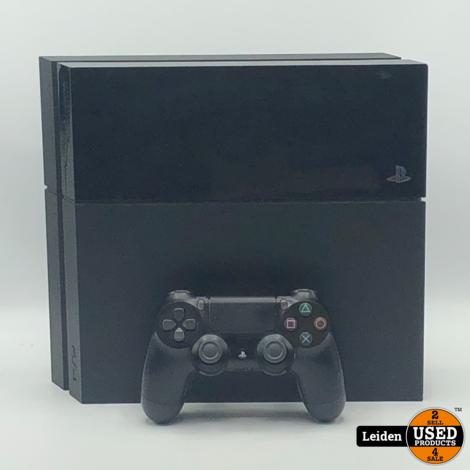 Playstation 4 Phat 500GB - Zwart