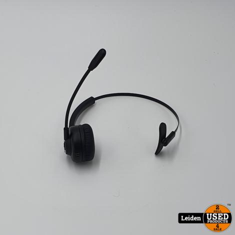 Professionele Headset met Microfoon – Bluetooth Koptelefoon met Ruisonderdrukking Draadloos met Laadstation