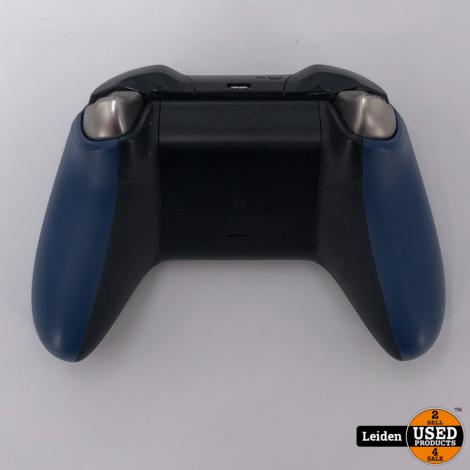 Xbox One Controller - Zwart/Blauw