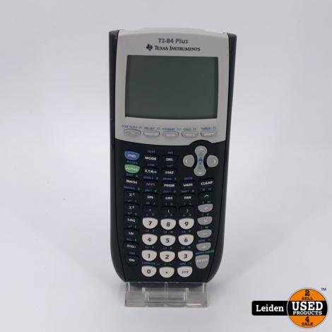 Texas Instrument TI-84 Plus Rekenmachine