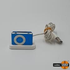 Apple iPod Shuffle 1GB - Blauw