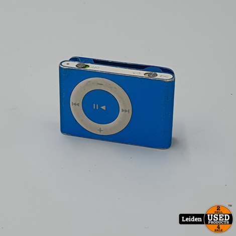 iPod Shuffle 1GB - Blauw