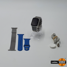 Apple Apple Watch Series 4 - 44M - Zilver