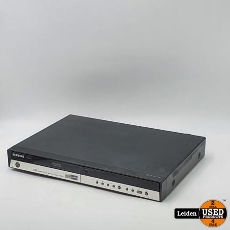 Samsung DVD-HR753 160 GB DVD-recorder