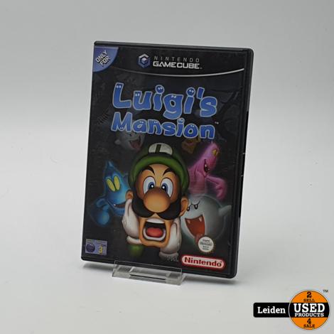 Luigi's Mansion (Gamecube)