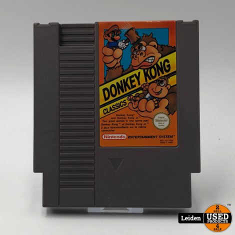Donkey Kong Classic (NES)