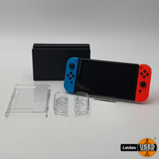 Nintendo Nintendo Switch (2019 upgrade) Rood/Blauw
