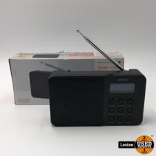 Denver DAB-33 Black Radio