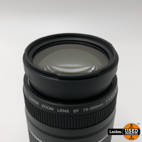 Canon EF 75-300mm f/4.0-5.6 III Zoomlens