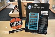 HP EasyCalc 100 Rekenmachine | Nieuw in doos