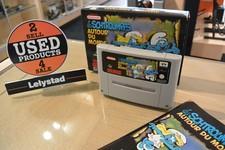 De Smurfen Verkennen de Wereld | Super Nintendo