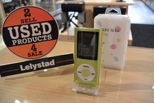 MP3 / MP4 Speler Micro SD Green | Nieuw in Doos