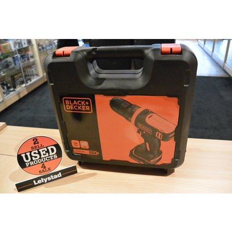 Black & Decker BDCDD12K1 10.8V Accuboor | Nieuw