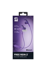 iFrogz Free Rein 2 Paars In-Ear Wireless Bluetooth