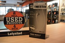 iFrogz Free Rein 2 Wit In-Ear Wireless Bluetooth Oordopjes Nieuw Met Garantie