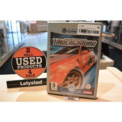 Nintendo Gamecube Game: Need For Speed Underground