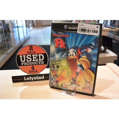 Nintendo Gamecube Game: Disney's Donald Duck PK