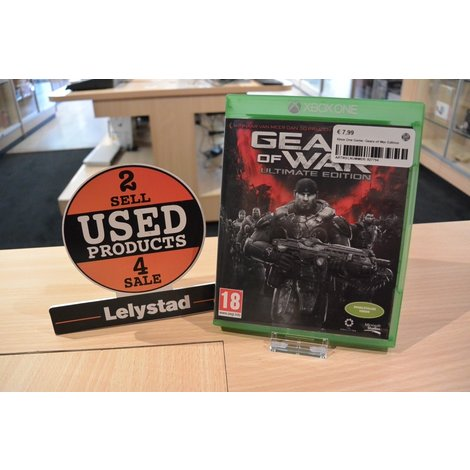 Xbox One Game: Gears of War Edition