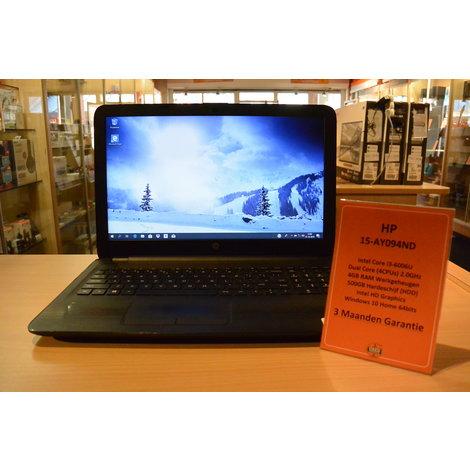 HP 15-AY094ND i3-6th Gen 500GB 4GB Ram