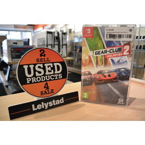 Nintendo Switch Game: Gear Club 2 Unlimited