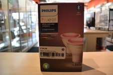 Philips Hue White and Color Ambiance 2X Single Bulb GU10   Nieuw