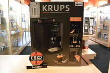 KRUPS Essential Automatic Espresso EA816031 Black   Nieuw