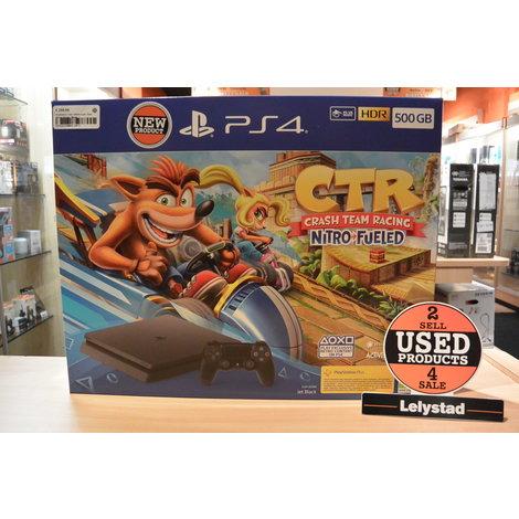 PlayStation 4 Slim 500GB Crash Team Racing Bundel | Nieuw