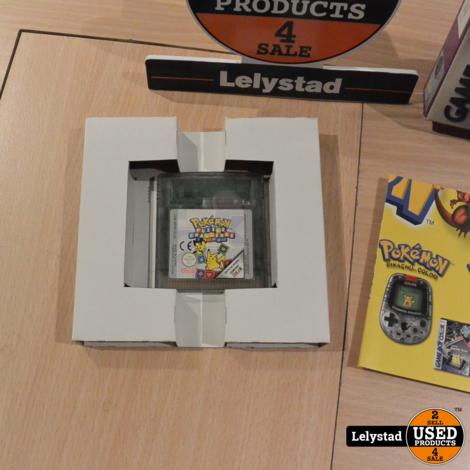 Gameboy Color: Pokemon Puzzle Challange Compleet!