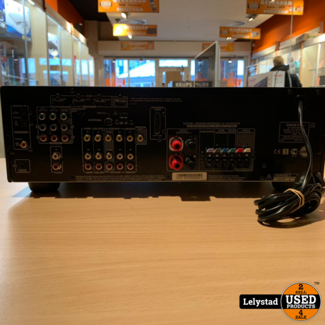 Onkyo HT R380 5.1 HDMI Versterker Incl AB