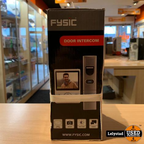Fysic FDC-250 Door Telecom Nieuw