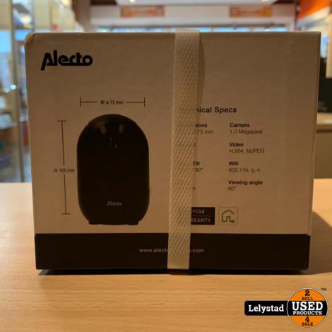 Alecto DVC-155+ Wifi Camera