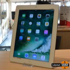 iPad 4 16GB WiFi Wit