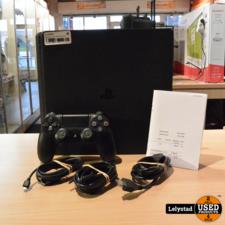 Playstation 4 Slim 500GB Nette staat Incl Aankoopbon